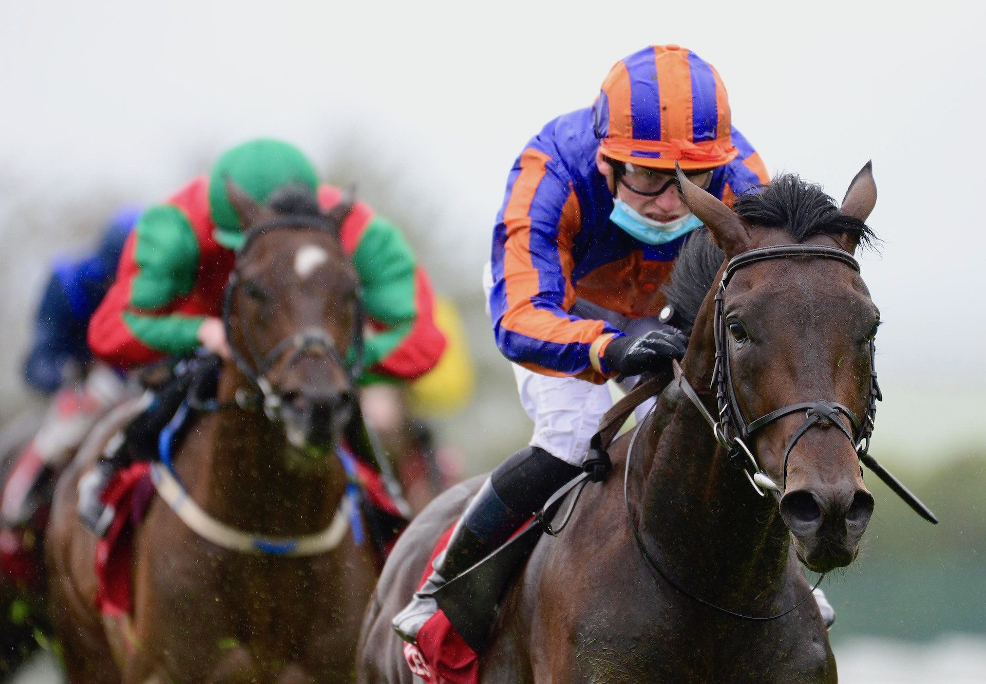 The Rain King (No Nay Never) Wins His Maiden At Galway