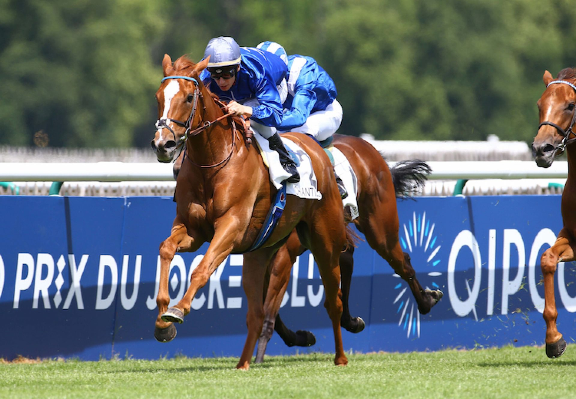 Mission Impassable (Galileo) winning the G2 Prix de Sandringham