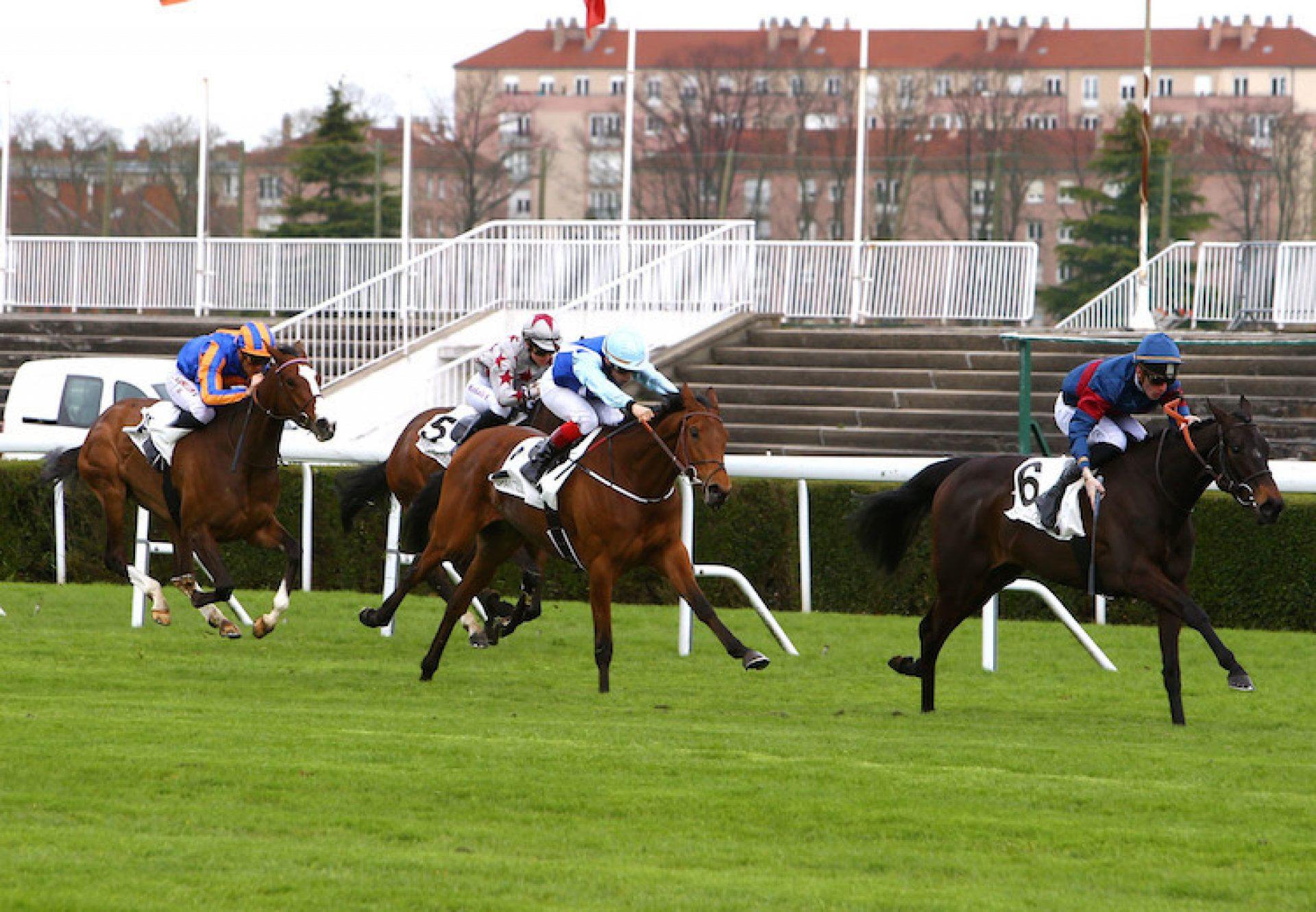 Pollaro (Camelot) winning on debut at Saint-Cloud