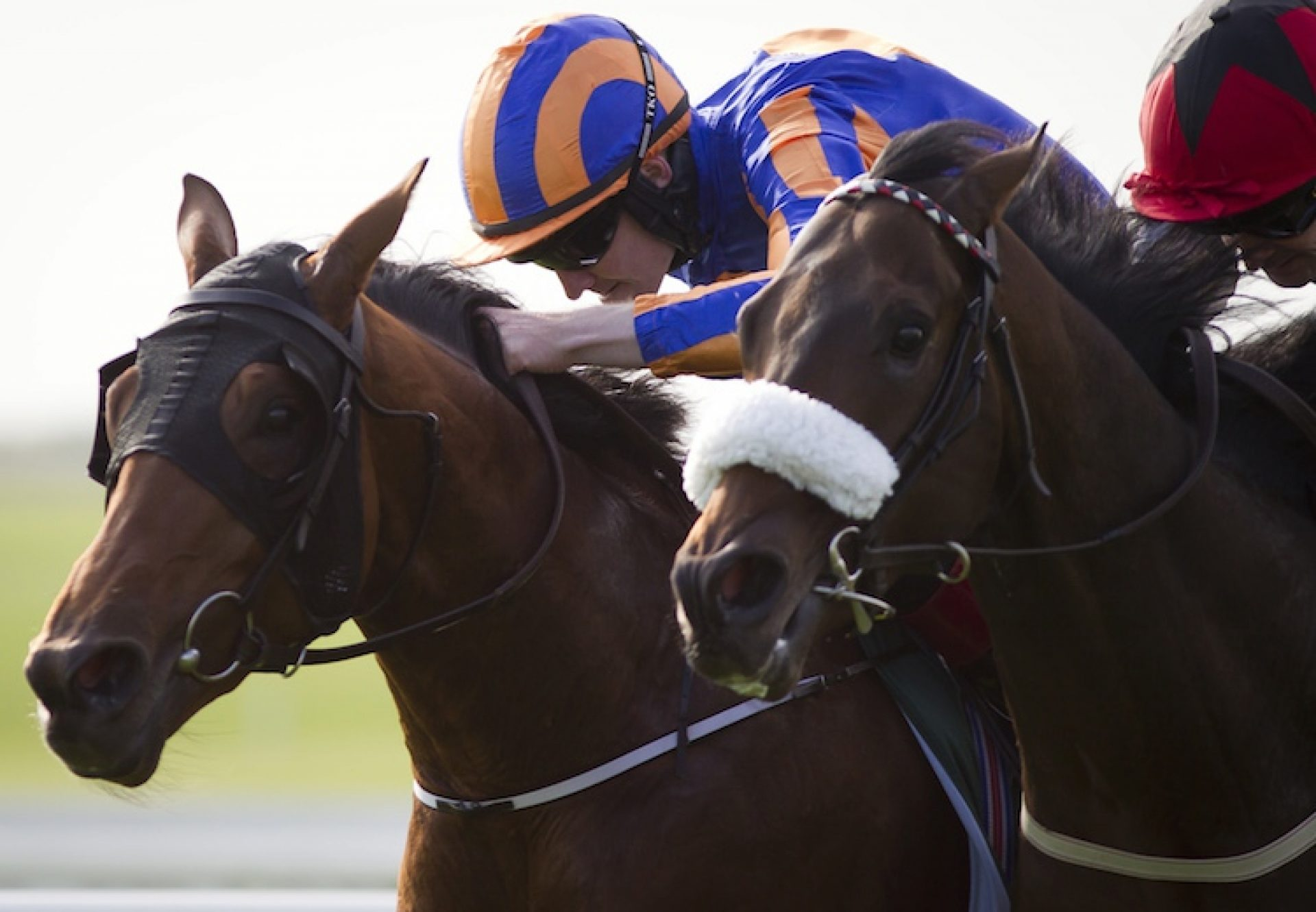 Port Douglas (Galileo) winning the G2 Beresford Stakes at the Curragh
