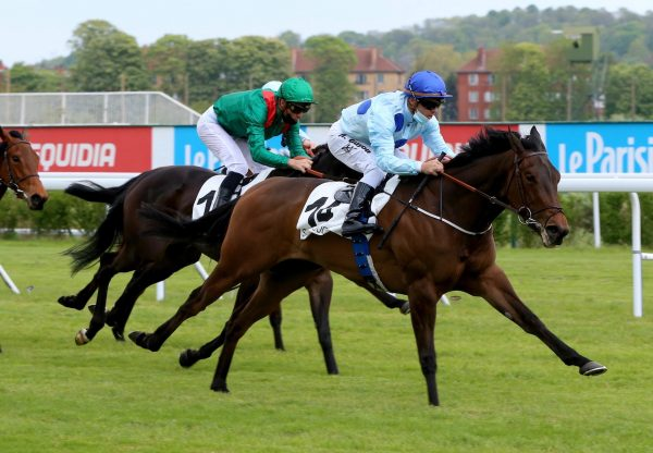 A New Opportunity (Wootton Bassett) Wins Prix Praline At Saint Cloud