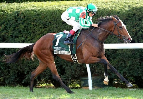 Dream Tree (Uncle Mo) winning the G2 Prioress at Saratoga