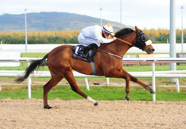 Ablah (Air Force Blue) Breaks Maiden At Dundalk