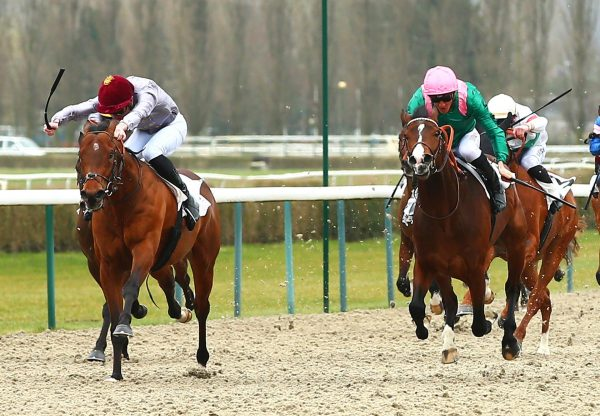 Al Aresh 9Footstepsinthesand) Becomes The Latest Winner By Footstepsinthesand When Winning His Debut At Deauville