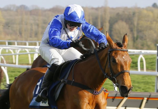 Annie Mc (Mahler) wings the Listed Yorkshire Silver Vase Mares Chase at Doncaster