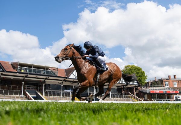 Armory (Galileo) Wins The Group 2 Huxley Stakes At Chester