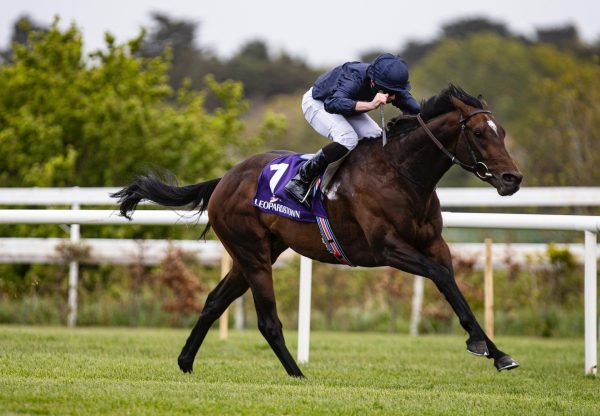 Bolshoi Ballet (Galileo) Storms Clear In The Group 3 Derby Trial At Leopardstown