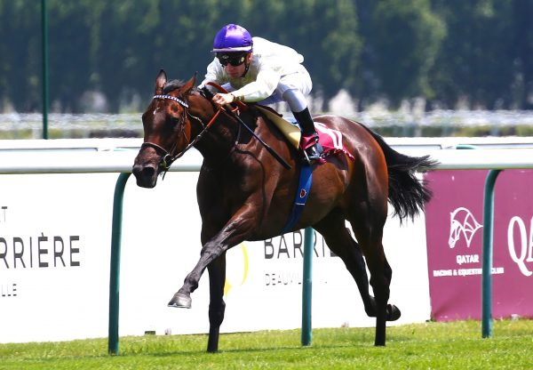 Camelot Filly Bolleville Impresses At Deauville
