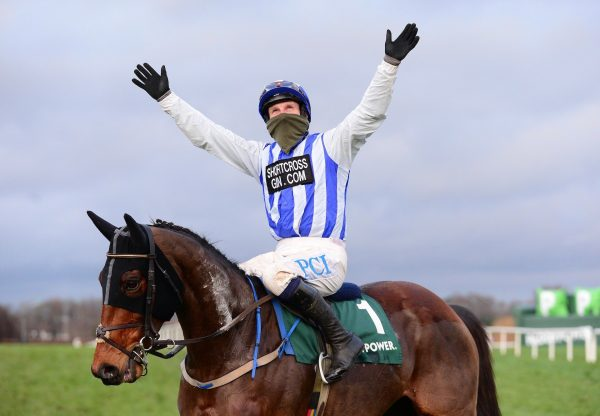 Castlebawn West (Westerner) Wins The Paddy Power Chase At Leopardstown