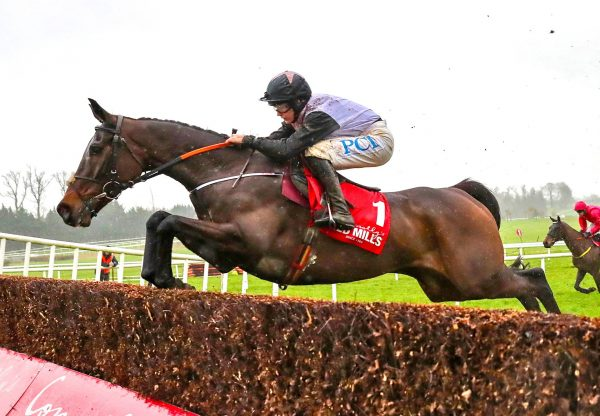 Chris's Dream (Mahler) wins the Gr.2 Red Mills Chase at Gowran Park