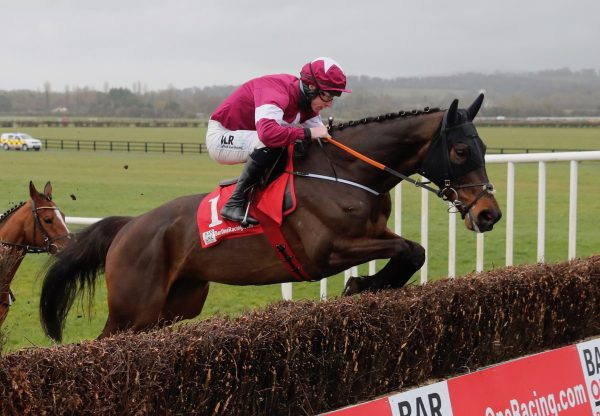 Conflated (Yeats) Wins The Grade 3 Directors Plate Novice Chase At Naas