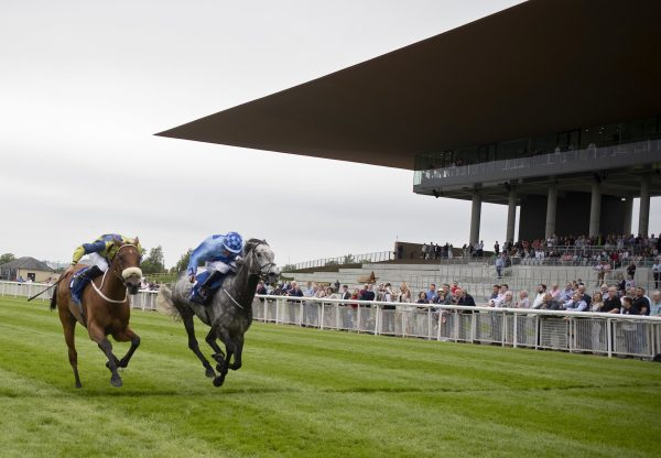 Crafty Madam (Mastercraftsman) Wins At The Curragh