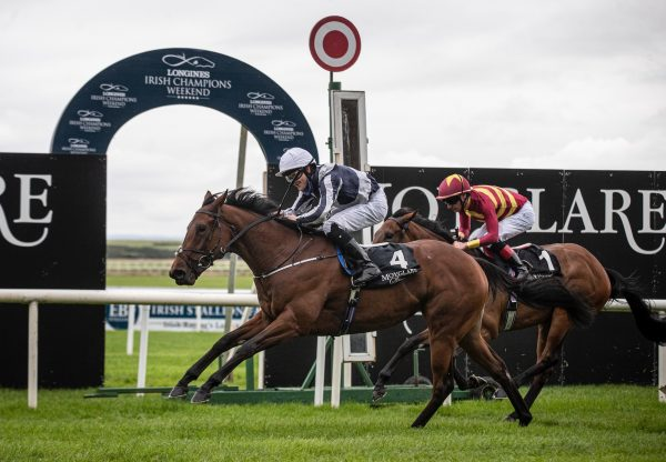 Discoveries (Mastercraftsman) Wins The Group 1 Moyglare Stud Stakes at the Curragh