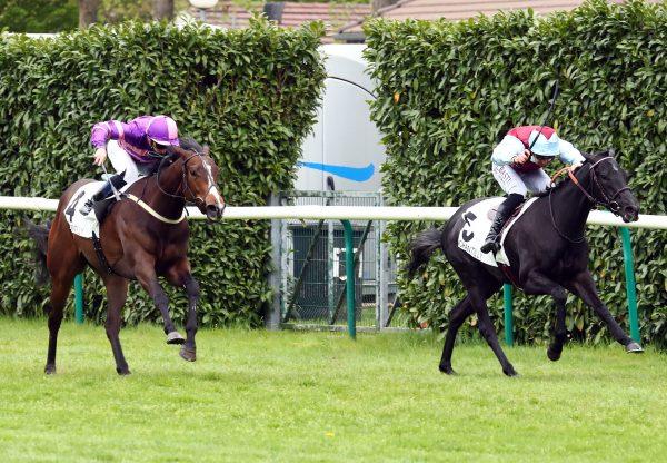 Dizzy Bizu Caravaggio Wins Chantilly Maiden