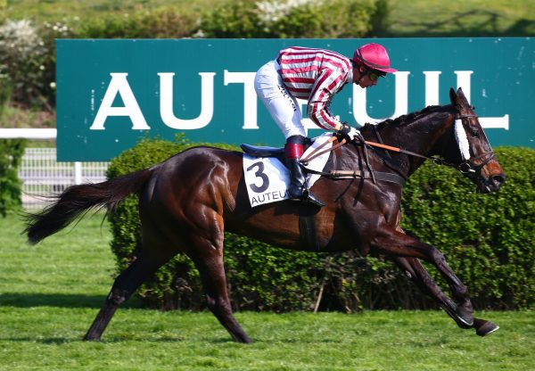 Figuero Lands The Listed Chase At Auteuil For Yeats