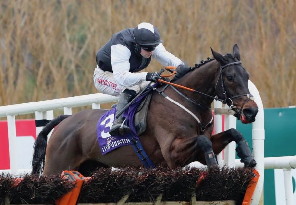 Flooring Porter (Yeats) Wins The Grade 1 Leopardstown Christmas Hurdle at Leopardstown