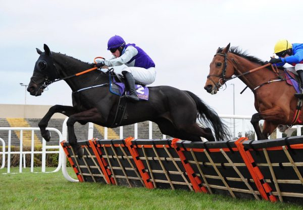 Fortune Street (Soldier Of Fortune) Wins His Maiden Hurdle At Wexford