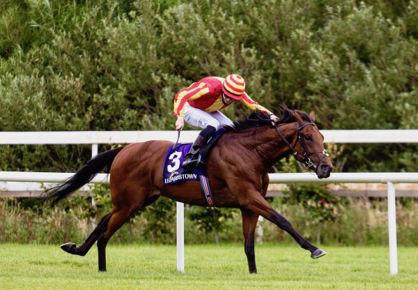 Galileo Chrome (Australia) Wins At Leopardstown