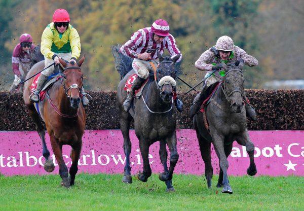 Getabird (Getaway) Wins At Gowran