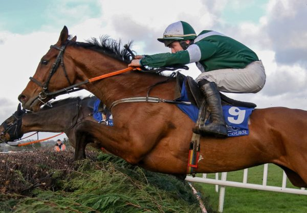 Getaway Gelding Thosedaysaregone Impresses On His Chase Debut