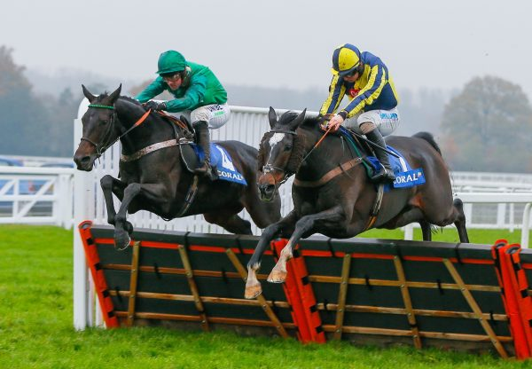 If The Cap Fits (Milan) Wins The Grade 2 Coral Hurdle at Ascot
