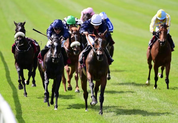 Insinuendo (Gleneagles) Wins The Group 2 Kilboy Estate Stakes At The Curragh