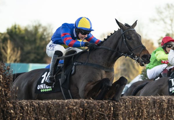 Jepeck (Westerner) Wins The Valuable Veterans Chase At Sandown
