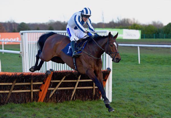 Kepagge (Getaway) winning at Doncaster
