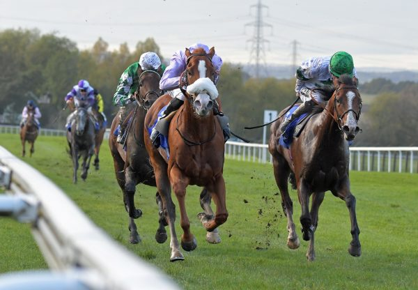 King Carney Wins The Listed Silver Tankard Stakes