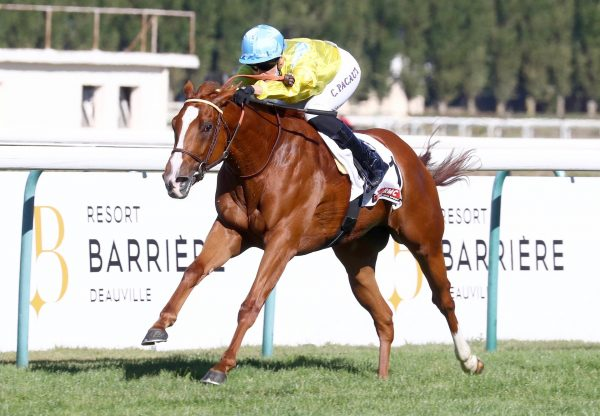 La Bure (The Gurkha) Wins At Deauville