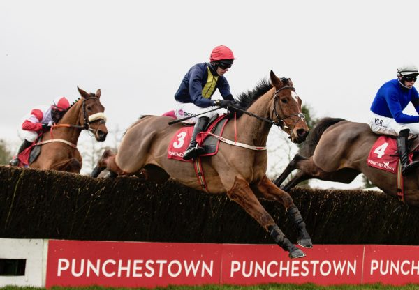 Longhouse Poet (Yeats) Wins The Beginners Chase At Punchestown
