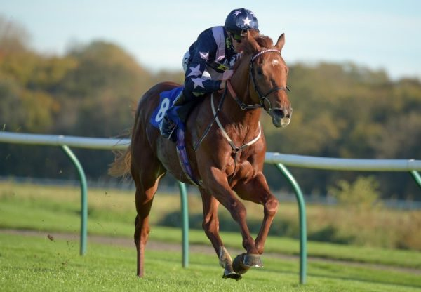 Get Out The Gate (Mahler) Wins Impressively At Perth