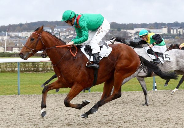 Makmour (Rock Of Gibraltar) Wins On Debut At Deauville
