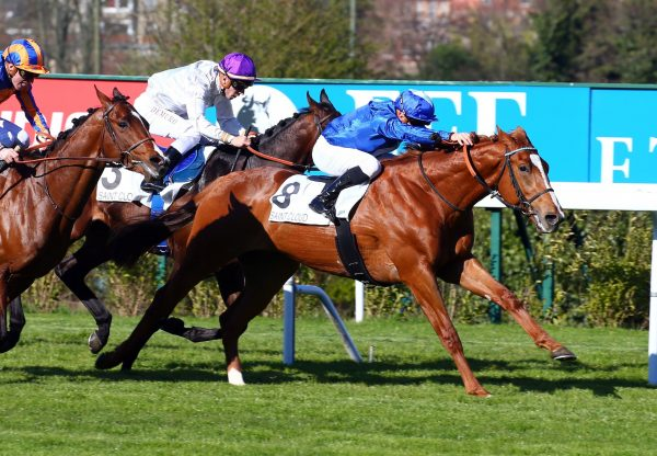 Mastercraftsman Colt Rudimental Makes A Winning Debut At Saint Cloud