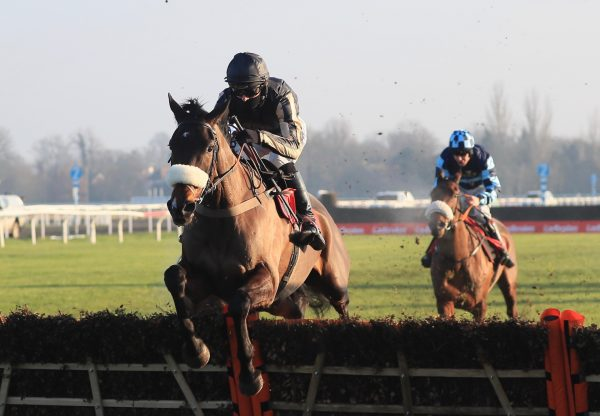 McFaboulous (Milan) Wins The Grade 2 Relkeel Hurdle at Kempton