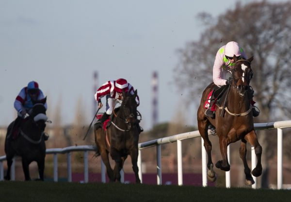 Min (Walk In The Park) Wins The Grade 1 Ladbrokes Dublin Chase