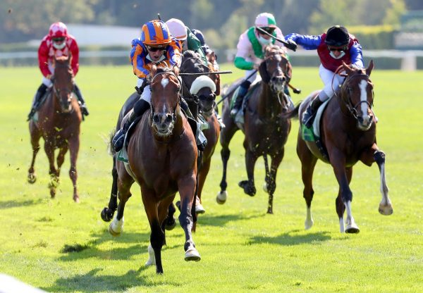 Mogul (Galileo) Wins The Gr.1 Grand Prix De Paris at Longchamp