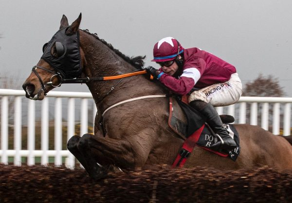Monbeg Notorious (Milan) Wins Racing TV Chase at Down Royal