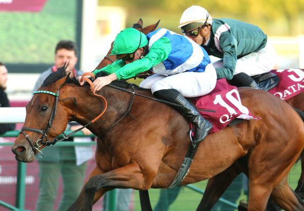 One Master (Fastnet Rock) Wins Her Second Prix De La Foret at ParisLongchamp