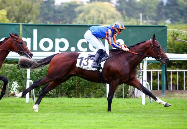 Piecederesistance (Gleneagles) Makes A Winning Debut At Saint Cloud