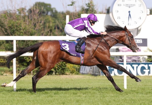 Point Lonsdale (Australia) Wins The Group 3 Tyros Stakes at Leopardstown