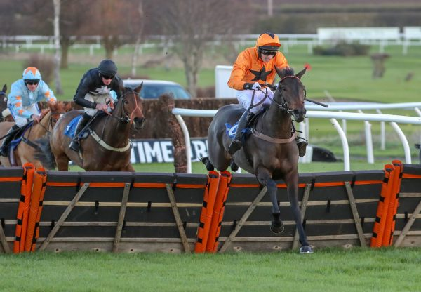 Romeo Brown Yeats Wins His Hurdle Debut At Kelso