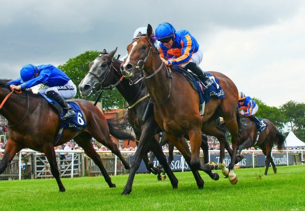 Royal Lytham (Gleneagles) Wins Gr.2 The July Stakes at Newmarket