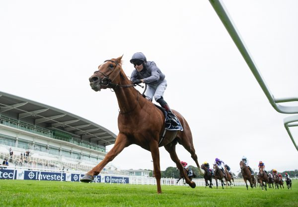 Serpentine (Galileo) Wins G1 Epsom Derby