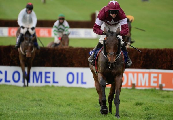 Shattered Love (Yeats) Wins The Listed Mares Chase At Clonmel For A Second Time
