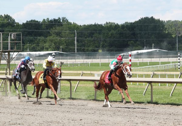 Stand Up Comic (Practical Joke) Wins At Parx