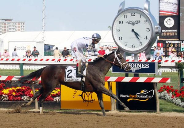 Pnuematic (Uncle Mo) Wins Pegasus Stakes At Monmouth
