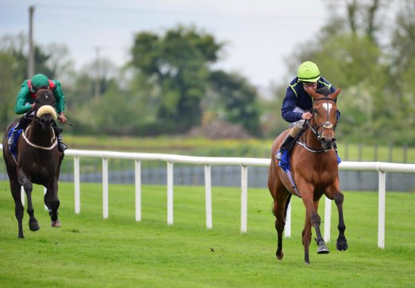 The Blue Brilliant (Fastnet Rock) Wins Her Maiden At Fairyhouse
