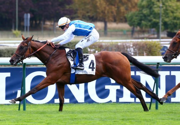 Virtuosite (Camelot) Wins Her Maiden At Longchamp