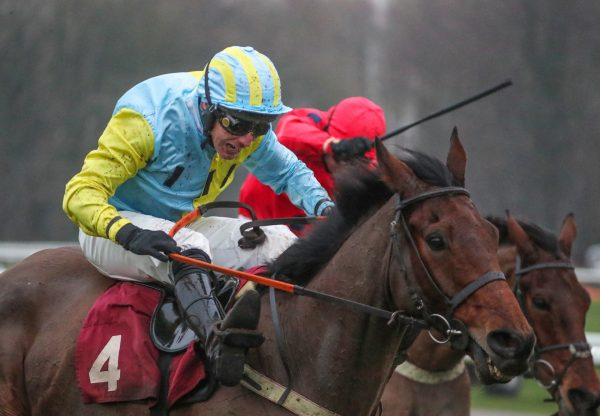 Wakanda (Westerner) Lands The Grade 2 Peter Marsh Chase At Haydock
